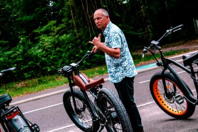 Excursion Découverte – « Cluc » (Vélos électriques – Vélos classiques)
