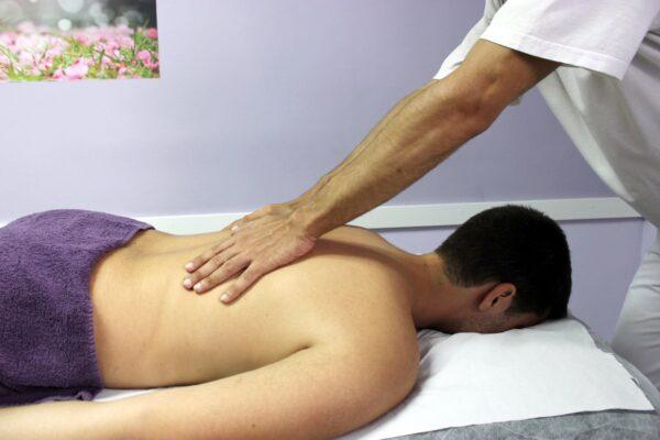 Massage ostéopathique
