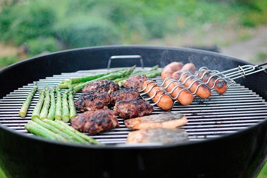 barbecue basco landais
